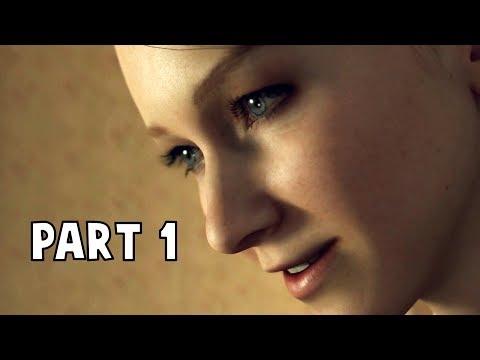 Detroit  Become Human Full Game Part 1 HD PS4 Pro - KARA Discover the Truth
