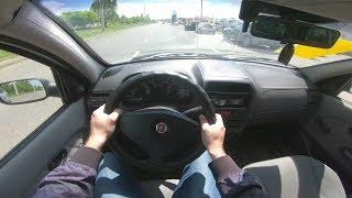 2010 FIAT Albea 1.4L (77) POV TEST Drive