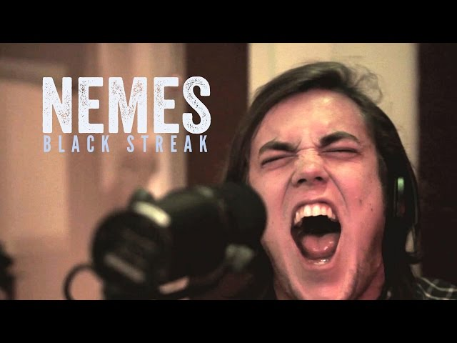 Nemes - Black Streak Live in-studio (Official video)