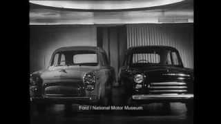 Five Stars Ahead (Ford Anglia & Prefect) - 1952