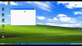 Teste de Windows XP :Roblox