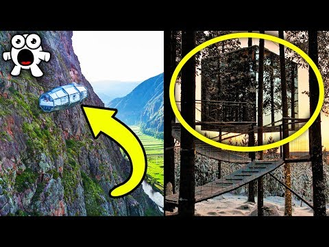 Top 10 Most AMAZING Hotels You Won't Believe Exist