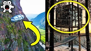 Top 10 Hotels - Top 10 AMAZING Hotels You Won't Believe Exist