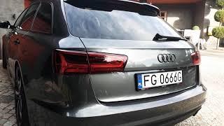 Audi a6 c7 prezentacja
