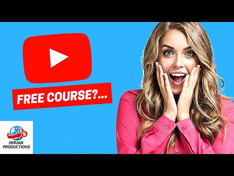 HOW TO START A SUCCESSFUL YOUTUBE CHANNEL IN 2020: FREE COURSE
