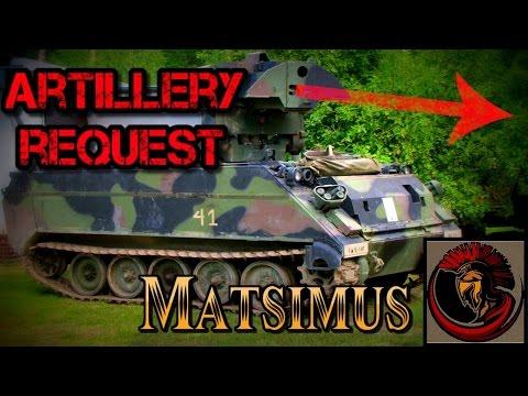 Steel Beasts Pro PE- Tank Tactics:  Episode 2 Artillery Support