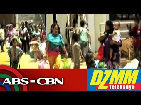 DZMM TeleRadyo: Iligan under lockdown as Maute tries blending among evacuees: official