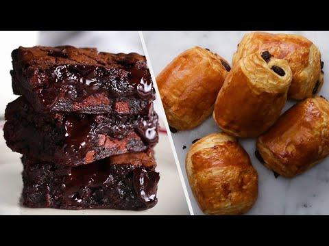 8 Must-Try Homemade Baked Goods • Tasty