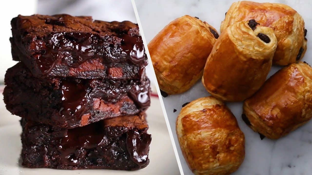Download 8 Must-Try Homemade Baked Goods • Tasty