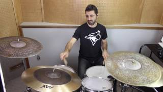 Wild Cherry Funky Music Drum Cover Zoom H6