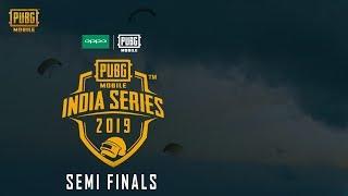 OPPO X PUBG MOBILE India Series- Semi Finals[Day 1]