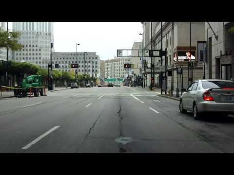 Cincinnati Downtown Streets Tour