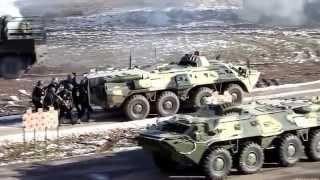 Мобилизация Российских войск для ввода В Украина
