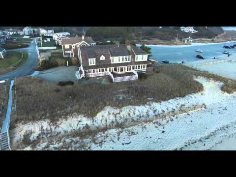 Cape Cod Real Estate Drone Sample