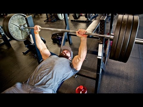 Enhance Your The Bench Press Power