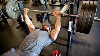 INCREASE YOUR BENCH PRESS thumbnail