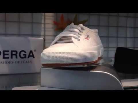 靴 SUPERG スペルガ 履き易い 足に合う 人気ブランド スニーカー 和歌山