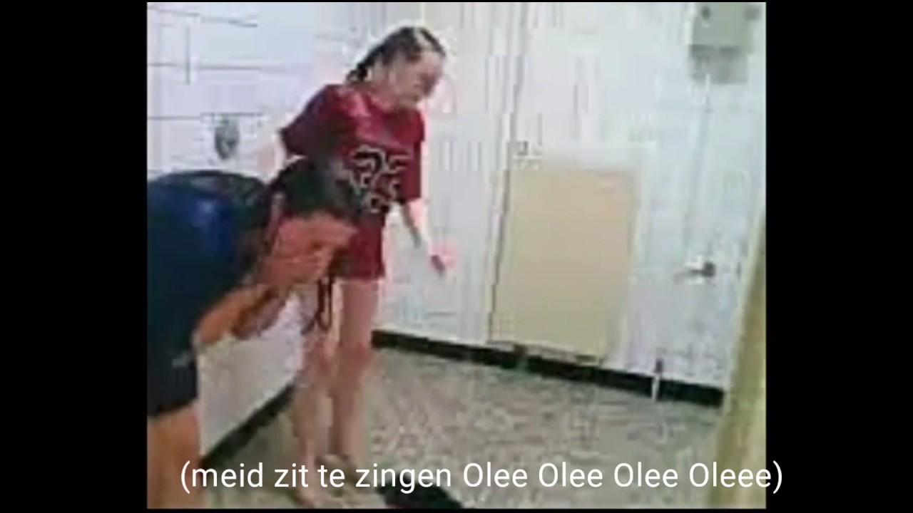meisjes in de douche video