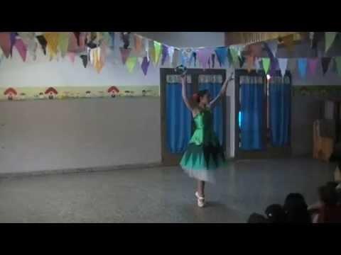 Bailarinas De Corazon Prof. Martina GODOY Esmeralda UAF 2014 Teresa