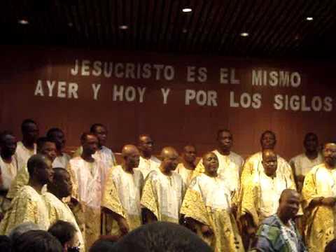 Coral Gospel Angolano