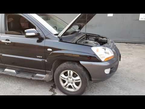 2007 Sportage 4WD MT Diesel