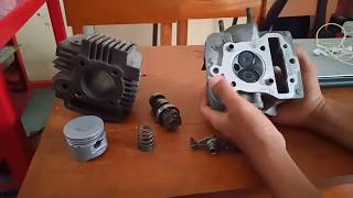 Download Mp3 Nama Nama Komponen Pada Silinder Dan Silinder Head Atau Bouring #cylinder Head#