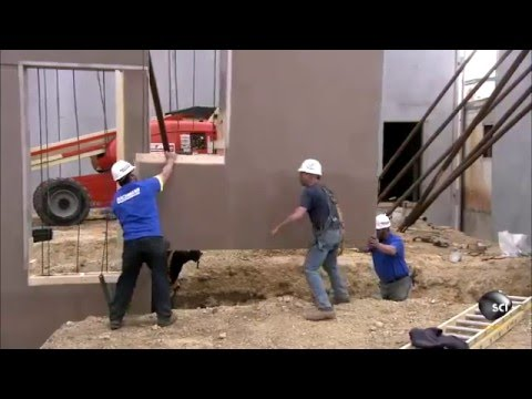 How Pre-Cast Concrete Walls Are Made?