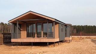 디자인상까지 수상한 유럽식 반하우스-#소형주택 #목조주…