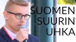 Asseri Kinnunen: Mikä uhkaa Suomea?