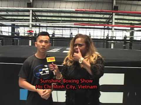 Sunshine Boxing at Saigon Sports Club
