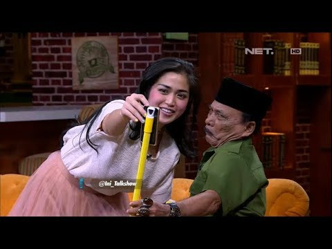 The Best Of Ini Talk Show - Pak RT Selfie Bareng Jessica Iskandar