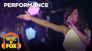 "Tiana Brown Performs ""Body Speak"" 