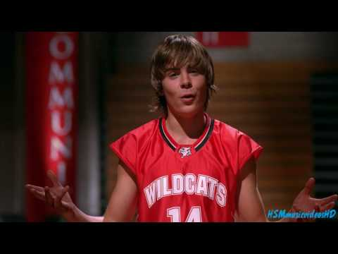 High School Musical  Getcha Head In The Game