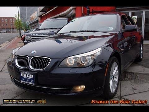 2010 BMW 5-Series 535xi X-Drive All-Wheel-Drive