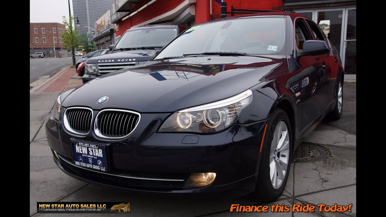 2010 bmw 5 series 535xi x drive all wheel drive youtube. Black Bedroom Furniture Sets. Home Design Ideas