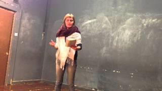уроки театрального мастерства