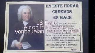 "Padre Bach (Our Father Bach)  An ""El Sistema"" Venezuelan Home"