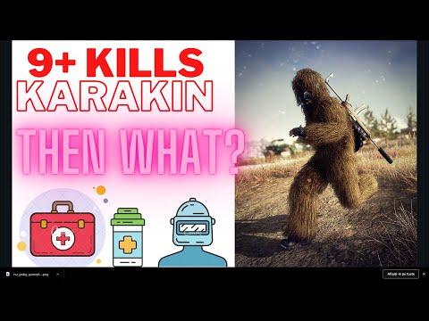 PUBG 2020 9 kills on Karakin and then this happens
