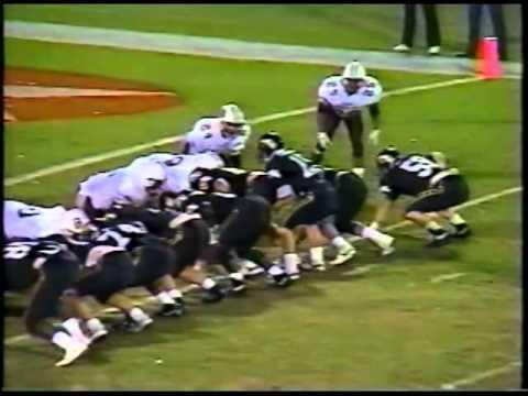 Mark Giacone UCF Football 1990