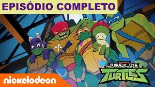 EPISÓDIO GRÁTIS COMPLETO 🗡️O Despertar das Tartarugas Ninja 'Caos Místico' | Assista JÁ | Nick