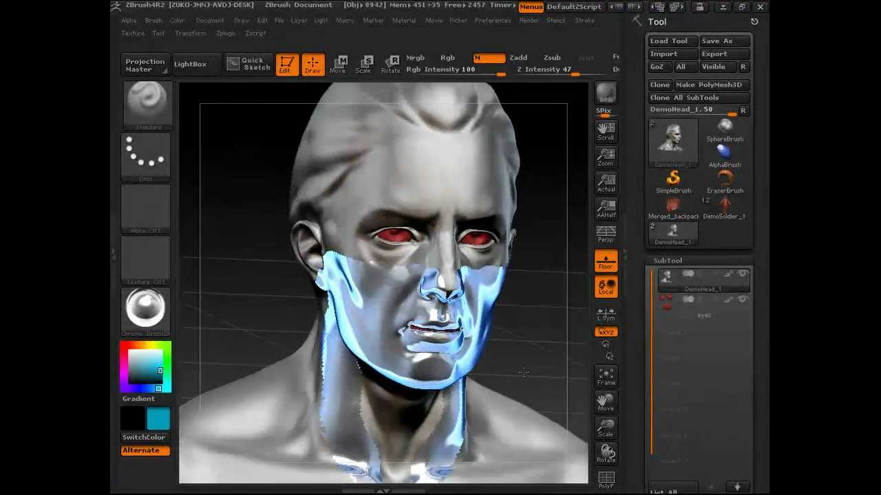 ZBRUSH TUTORIALS FOR BEGINNERS DOWNLOAD