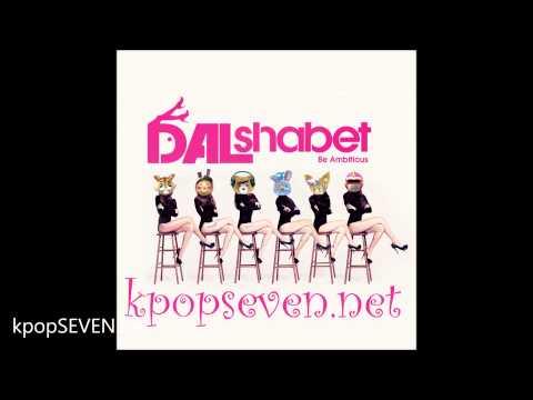 [MP3/DL] Dal Shabet - Be Ambitious [6th Mini Album]