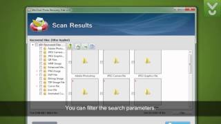 MiniTool Photo Recovery - Recover deleted multimedia files - Download Video Previews