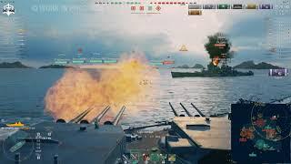 world of Warships - USS Puerto Rico - A tier 10 Alaska we deserve