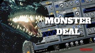 Monster One Dollar Plugin Deal |  Hybrid 3 | Plugin Boutique | Preset Tour