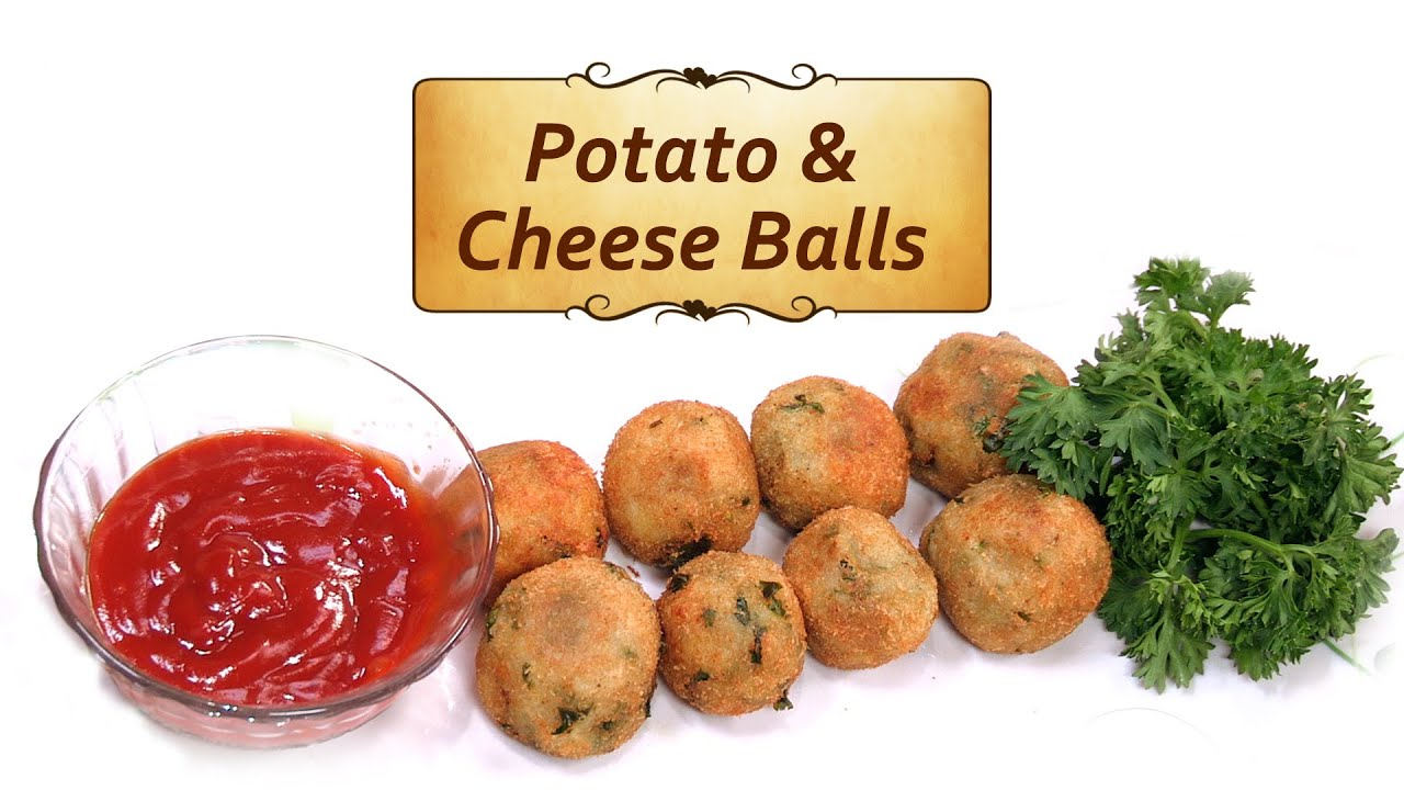 Potato cheese balls recipe kids snacks and lunchbox for Quick snacks to make with potatoes