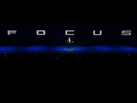All New Focus reveal - Live Stream