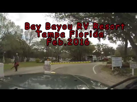 Bay Bayou Rv Resort Tampa Florida