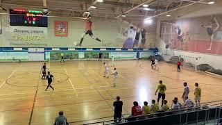 1 й тайм 15 11 2020 Чемпионат по мини футболу футзалу Элемент Егорьевск