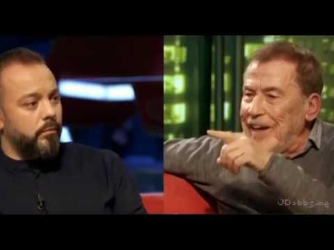 Antonio Maestre dice que Vox es Fascista y Sanchez Drago le demuestra que el fascista es él.